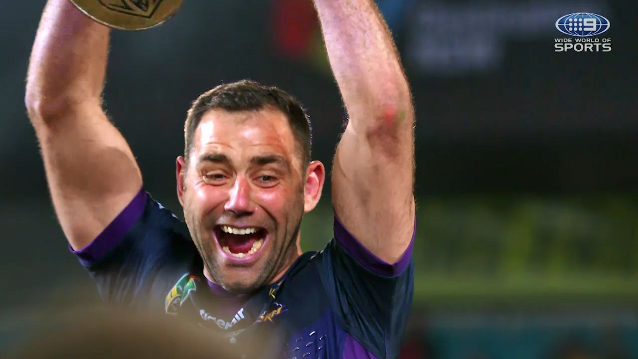 EXCLUSIVE: Billy Slater explains why Cameron Smith has never won coveted award