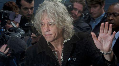 Bob Geldof hits back after 'cringeworthy' Band Aid criticism