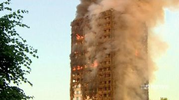 UK police mull charges over London blaze