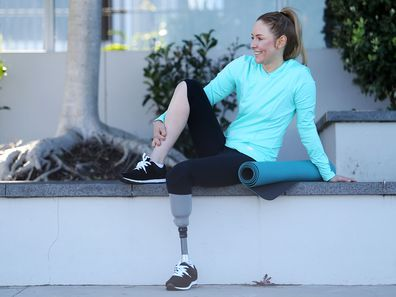 Lisa Cox, disability advocate and model.