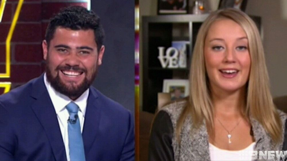 Former NRL star David Fifita's wife caught up in $50,000 Centrelink scam