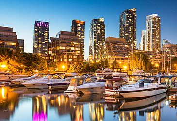 Daily Quiz: Which is Canada's largest city by population?