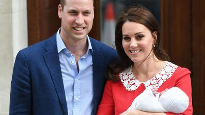 World to get glimpse of newest royal Prince Louis