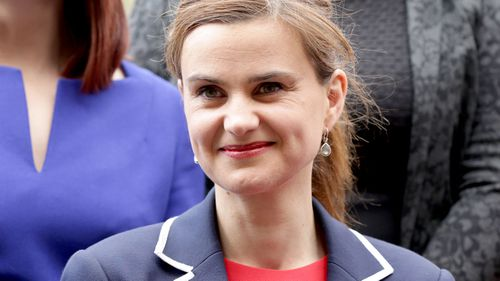 UK Labour MP Jo Cox has died after being shot outside a library. (AAP)
