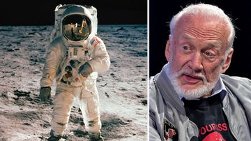 Buzz Aldrin did not see UFO during Moon expedition