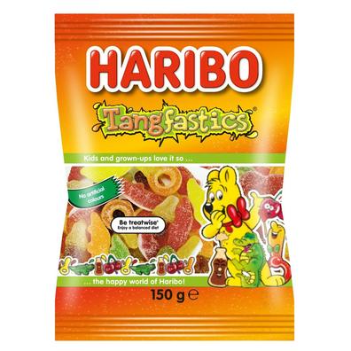 Haribo Tangfastics gummy lollies
