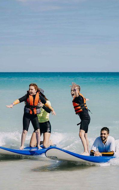 Ocean Heroes children with autism
