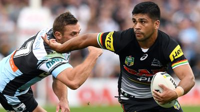 <strong>Penrith Panthers - Tyrone Peachey</strong>