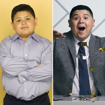 Rico Rodriguez as Manny Delgado