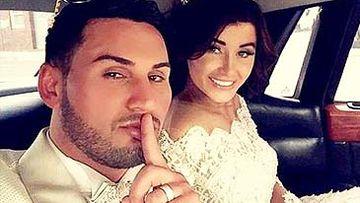 Salim and Aysha Mehajer (supplied)