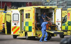 UK records biggest jump in coronavirus deaths as daily record hits 938