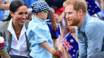The Dubbo boy who stole the show from Royals