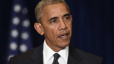 "<p>US President Barack Obama has condemned the attack as ""a vicious, calculated and despicable attack on law enforcement"".</p> <p> </p>"