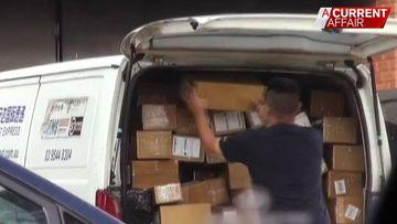 Vital coronavirus supplies being shipped from Australia to China