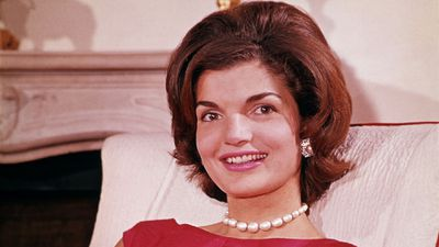 <p>1. Jacqueline Kennedy Bouvier Onassis</p> <p>First Lady of the United States 1961- 1963</p> <p>Designated Designers- Oleg Cassini, Valentino, Herbert Givenchy</p>
