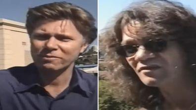 Richard Wilkins interviewed Eddie Van Halen in 1998.
