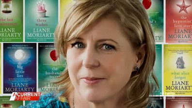 Liane Moriarty reveals new book amid cancer diagnosis.