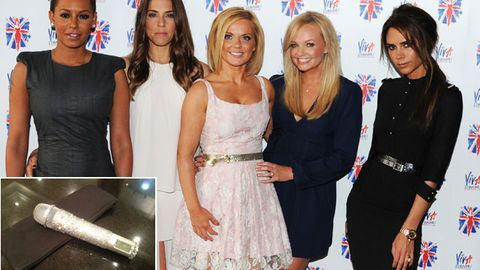 Say You'll Be There: Spice Girls rehearsing for Olympic closing ceremony?