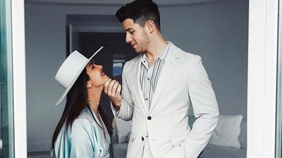 Nick Jonas can't match Priyanka Chopra's spice tolerance