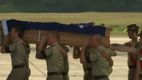 The repatriation is one of the largest in the country's history. (9NEWS)