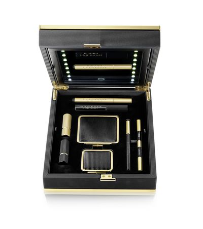 "<a href=""https://www.victoriabeckham.com/beauty/"" target=""_blank"">Victoria Beckham for Estée Lauder Daylight Edition, $1600.</a>"