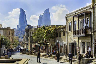 14. Baku, Azerbaijan