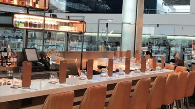 Plane Food, Heathrow