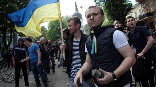 More than 30 die in Odessa blaze