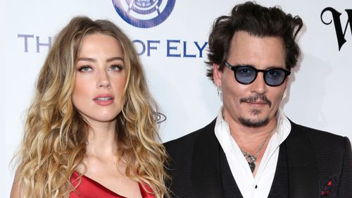 Amber Heard reportedly files for divorce from Johnny Depp