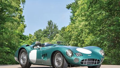 1956 Aston Martin Le Mans car to fetch $25 million at auction