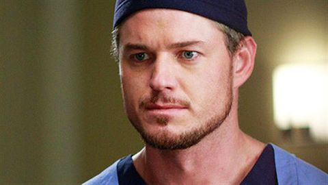 Eric Dane Grey's Anatomy