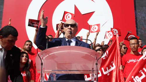 Beji Caid Essebsi was often known as simply BCE.