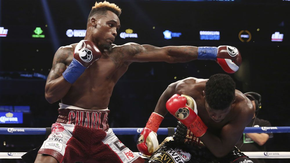 WBC super welterweight champion Jermell Charlo scores knockout of the year contender against Erickson Lubin