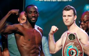 Will boxing champ Terence Crawford make a 'victim' out of Aussie underdog Jeff Horn?