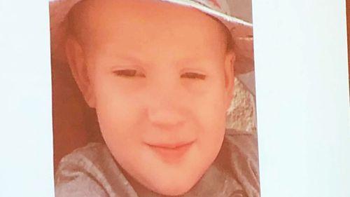 Mazikeen Curtis, 2, was found dead inside Clarey's home.