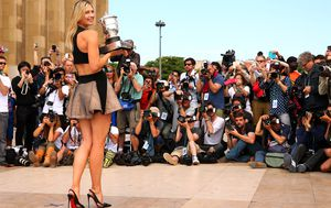 Maria Sharapova's $500 million empire