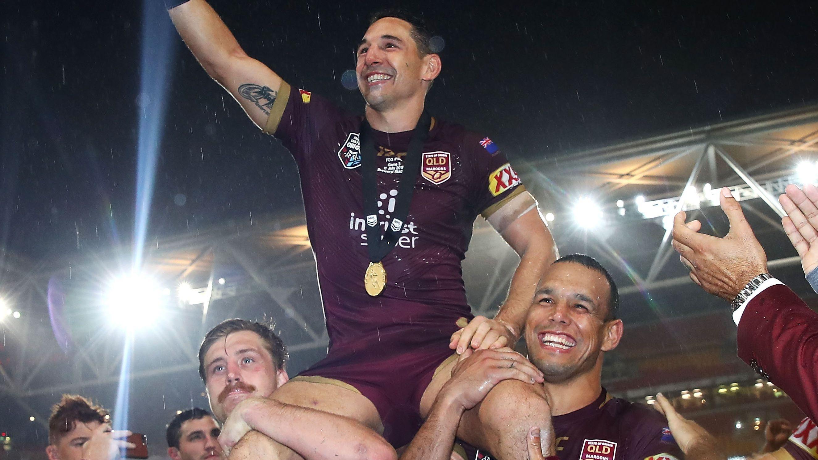 State of Origin legend Billy Slater named new Queensland Maroons coach