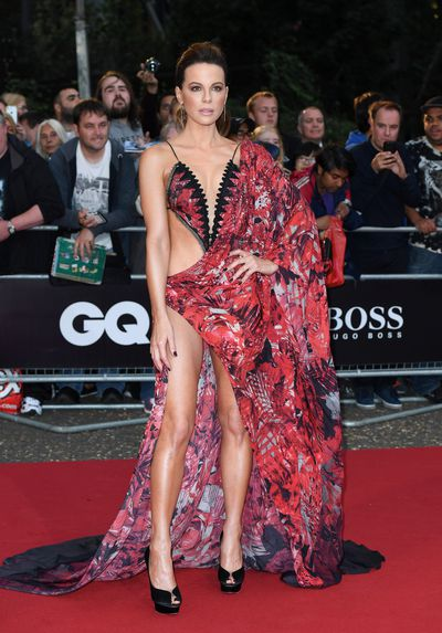 Kate Beckinsale at the 2018 GQ Men of the Year Awards
