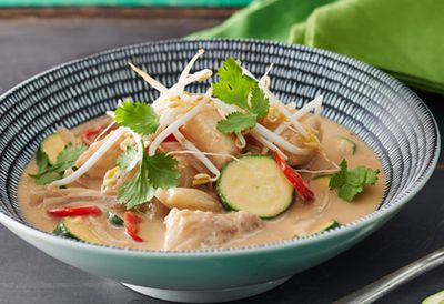 "Recipe: <a href="" /recipes/ipeanut/9096419/thai-green-peanut-and-fish-curry"" target=""_top"">Thai green peanut and fish curry</a>"