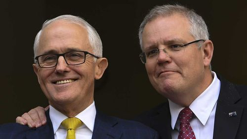 Prime Minister Scott Morrison would not comment on predecessor's appearance on Q&A last night.