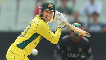 Michael Clarke has pulled out of the World Cup opening match.