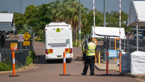 Howard Springs in the Northern Territory is shouldering the burden of many repatriation flights.