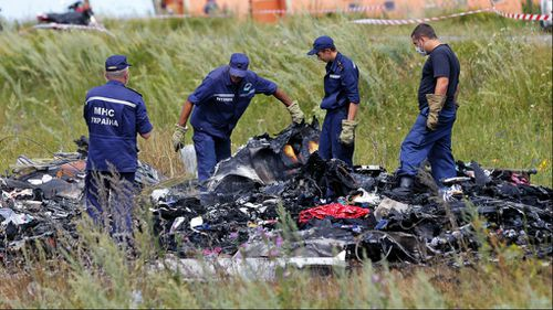 UN draft resolution calls on Ukraine rebels to cooperate with MH17 investigation