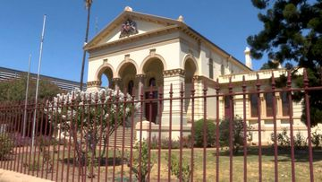 Dubbo Couthouse.
