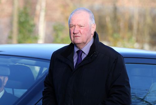 David Duckenfield, who was the police match commander when the Hillsborough disaster occurred, will face 95 charges of manslaughter. Picture: AAP