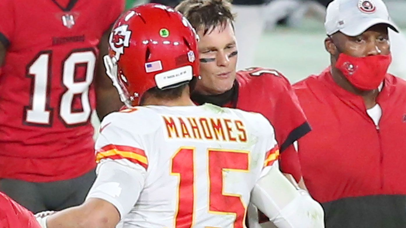 Patrick Mahomes can catch Tom Brady's record with Super Bowl 55 victory