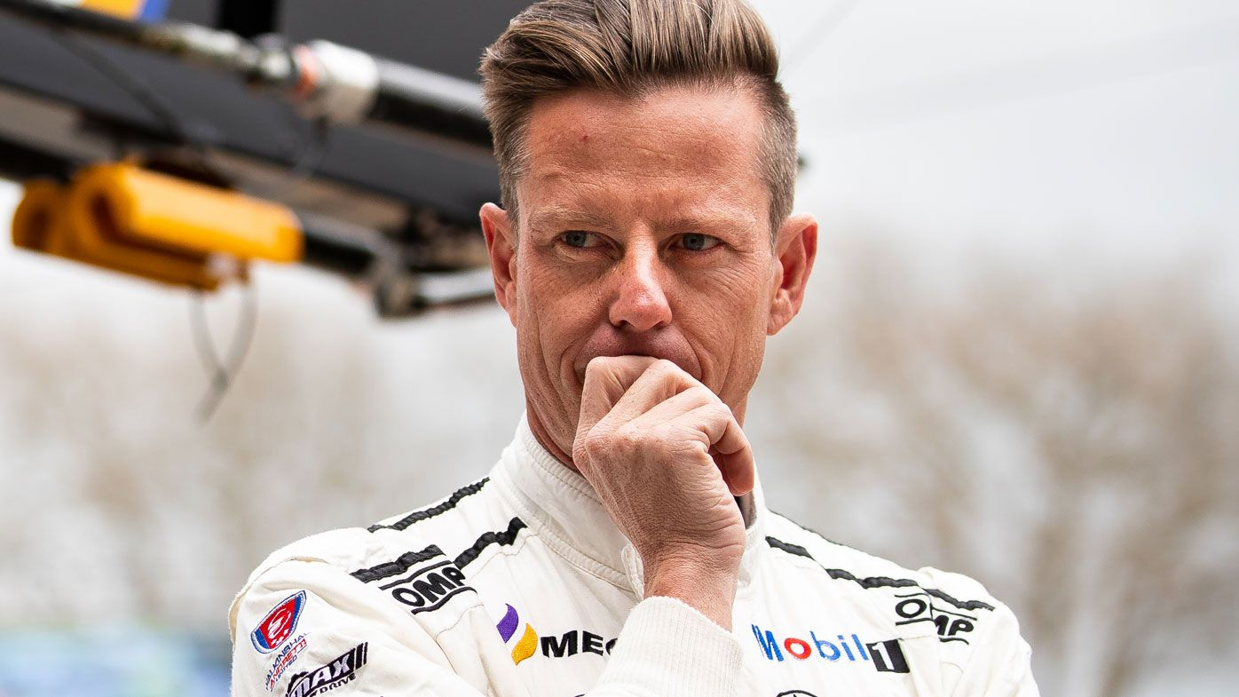 Supercars' James Courtney