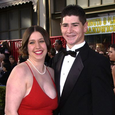 Michael Fishman and Jennifer Briner