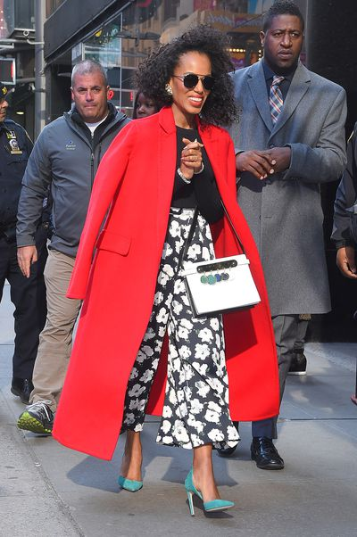 <em>Scandal</em> star Kerry Washington