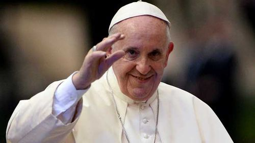 Pope Francis says ban on women priests is forever